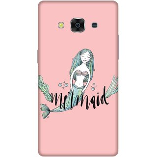 Print Opera Hard Plastic Designer Printed Phone Cover for samsunggalaxy j3pro Mermaid