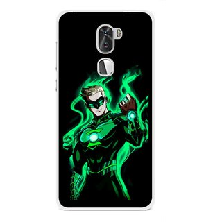 Snooky Printed Come On Mobile Back Cover For Coolpad Cool 1 - Multi