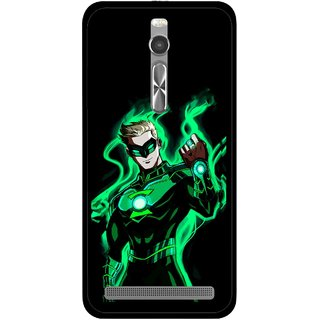 Snooky Printed Come On Mobile Back Cover For Asus Zenfone 2 - Multi
