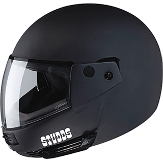 Studd Ninja Pastel Plain Full Face Helmet