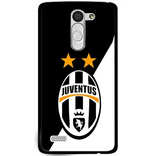 Snooky Printed Football Club Mobile Back Cover For Lg L Fino - Multi