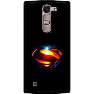 Snooky Printed Super Hero Mobile Back Cover For Lg Magna - Multi