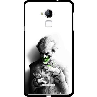 Snooky Printed Wilian Mobile Back Cover For Coolpad Note 3 - Multi