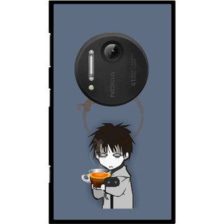 Snooky Printed Need Rest Mobile Back Cover For Nokia Lumia 1020 - Multi