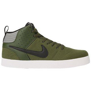 341744f30316 Buy Nike Men s Liteforce III Mid Olive Casual Shoes Online   ₹3695 ...