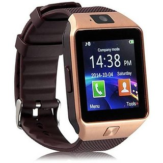 Muskra401 DZ09 SMART Watch Phone For Android IOS Bluetooth Camera SIM Card n Memory Slot