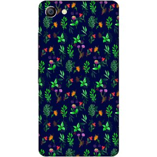 Print Opera Hard Plastic Designer Printed Phone Cover for vivo x7plus Flowers