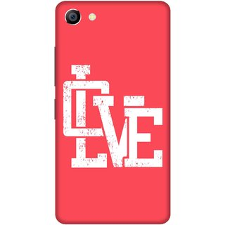Print Opera Hard Plastic Designer Printed Phone Cover for vivo x7plus Love grunge texture