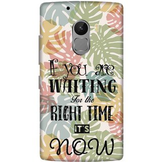 Print Opera Hard Plastic Designer Printed Phone Cover for lenovo a7010-vibek4note This is the right time
