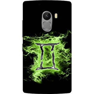 Print Opera Hard Plastic Designer Printed Phone Cover for lenovo a7010-vibek4note Artistic in green