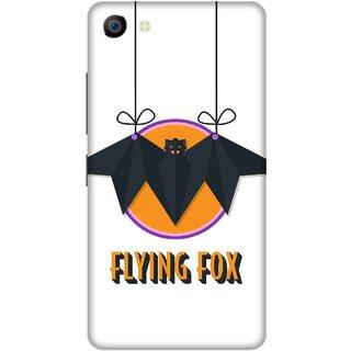 Print Opera Hard Plastic Designer Printed Phone Cover for vivo x7plus Flying fox