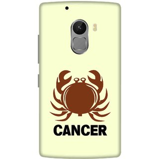 Print Opera Hard Plastic Designer Printed Phone Cover for lenovo a7010-vibek4note Cancer