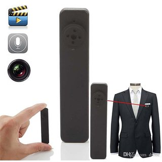 spy hidden button camera with 16GB