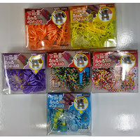 Loom Bands Best Quality Latex Free Assorted Pack Of 6