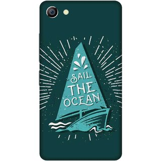 Print Opera Hard Plastic Designer Printed Phone Cover for vivo x7plus Sail the ocean