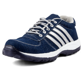 PAN  Lifestyle Blue Casual Shoes
