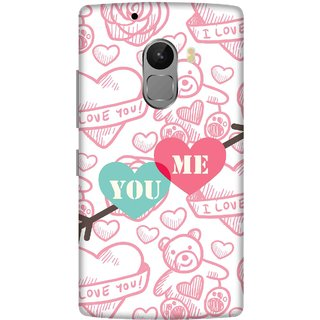Print Opera Hard Plastic Designer Printed Phone Cover for lenovo a7010-vibek4note You and me