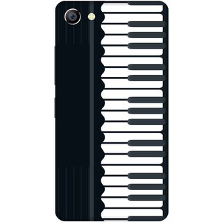 Print Opera Hard Plastic Designer Printed Phone Cover for vivo x7plus Piano