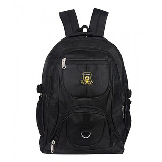 Lapaya bg20blk Black Laptop Backpack