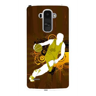 Snooky Printed Chamoins wins Mobile Back Cover For Lg G4 Stylus - Multi