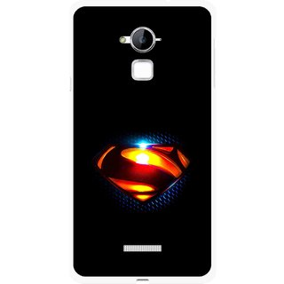 Snooky Printed Super Hero Mobile Back Cover For Coolpad Note 3 - Multi