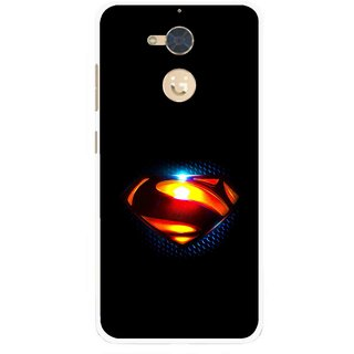 Snooky Printed Super Hero Mobile Back Cover For Gionee S6 Pro - Multi
