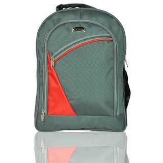 Gray Above 15 inches Laptop Backpack