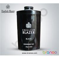 English Blazer Black Deodorising Talc
