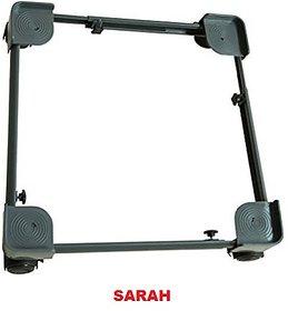 SARAH Adjustable Dual Top Loading Semi / Fully Automatic Washing Machine Trolley -107