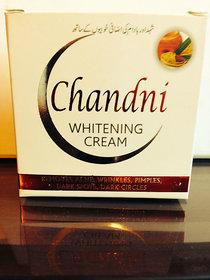 CHANDNI WHITENING CREAM (Pack Of 6 Pcs).