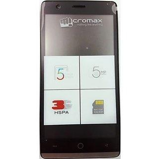 Micromax Bolt Q381 (1 GB,8 GB,Black)