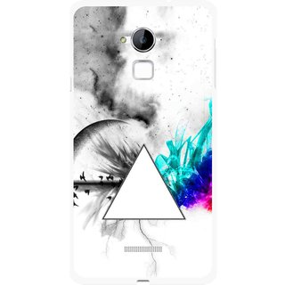 Snooky Printed Math Art Mobile Back Cover For Coolpad Note 3 - Multi