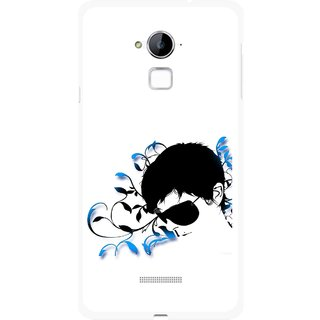Snooky Printed Stylo Man Mobile Back Cover For Coolpad Note 3 - Multi