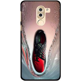 Snooky Printed Water Mobile Back Cover For Huawei Honor 6X - Multi