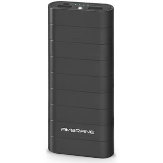 Ambrane Knockout K6 20100mAh PowerBank