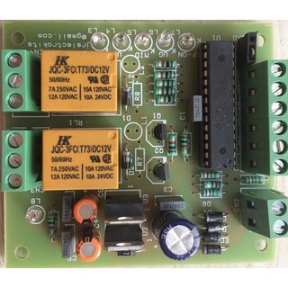 Fully Automatic Water Level Controller Tank Level Controller Works On 12VAC/DC