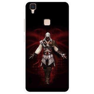 Snooky Printed thor Mobile Back Cover For Vivo V3 - Multi