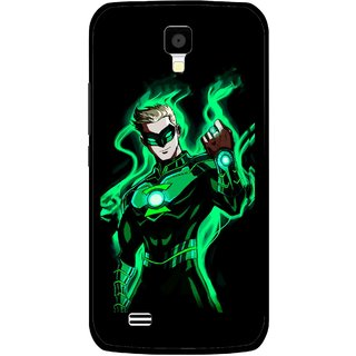 Snooky Printed Come On Mobile Back Cover For Gionee Pioneer P2S - Multicolour