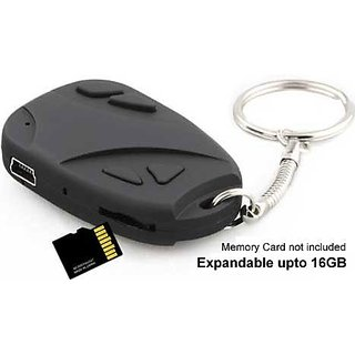 Wonder World SC-05 Key Ring Spy Camera (5 MP)