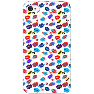 iPhone 4 Back Case