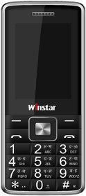 Winstar D555+  Feature Mobile Phone-Black(1800 MAh Batt