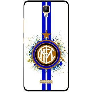Snooky Printed Sports Lovers Mobile Back Cover For Gionee P7 - Multicolour