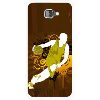 Snooky Printed Chamoins wins Mobile Back Cover For Micromax Canvas Mad A94 - Multicolour