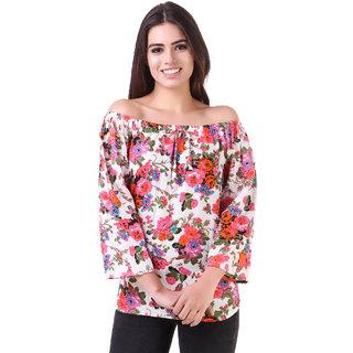 ac97ee5b7eb71 Buy Delux Look Women s Multicolor Rayon Crop Tops Online - Get 54% Off