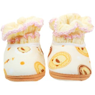 manchester great sale sale online sale visit Neska Moda Baby Unisex Frill Butterfly Rani Booties/Shoes For 0 To 12 Months Infants-BT43 amazing price cheap online JTCpb