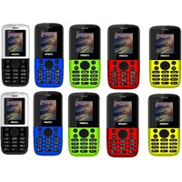 Combo Of 10, Mido 3300 Multicolor Dual Sim Mobile Phone
