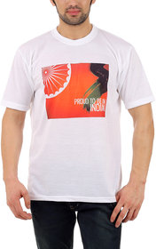 Vestiario Printed Independence day T-shirt