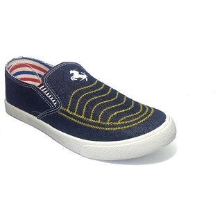 Earton Men/Boys Blue-721 Sports Running Shoes