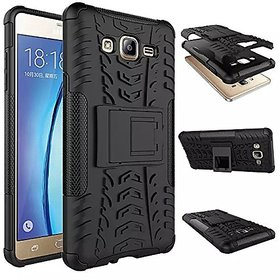 Mobile case cover of Samsung (Black)