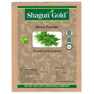 Shagun Gold ( Azadirachta Indica ) Neem Powder 200g